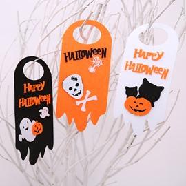 3 Pattern Special Halloween Decor Door Pendant