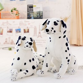 Cute Vivid Dog Shape Soft and Breathable Plush Baby Toy