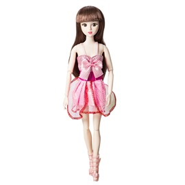 Fairy Lacy 12in Doll Glitter Girls Dressing Up DIY Fashion Doll