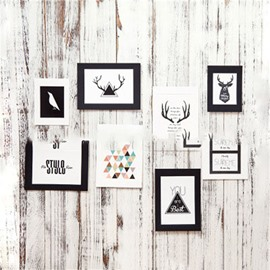 Conise Nordic style Paper Creative Wall Photo Frame