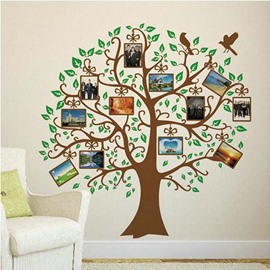 Creative Tree Design Photo Display Removable Wall Sticker