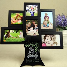 Family Tree Picture Frame set European Photo Frames
