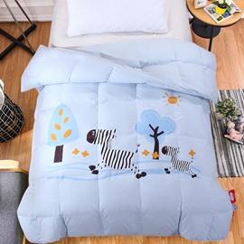47''x 59'' Cartoon Cotton Kid/Baby Quilts Breathable Moisture Absorption Soft Duvet