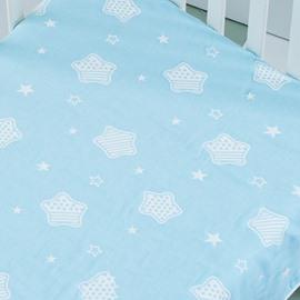 Cotton Baby Sheet 6 Layer Gauze Breathable Soft New Born Bath Towel