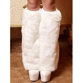 Christmas Cosplay Cloth Leg Cover Sock Gift