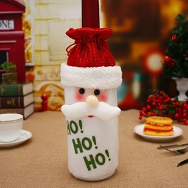Ho Ho Ho All Inclusive Christmas Wine Bottle Cover