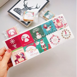 Stick It Wherever You Want It Christmas Sticker