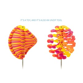 Time Killer Anxiety Relief Toys Fibonacci Series Lollipop