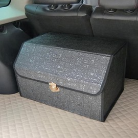 High Capacity Durable And Foldable Muti-Use Popular Car Trunk Organizer