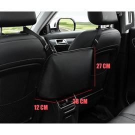 Intermediate Hanging Storage Bag for Car Seat