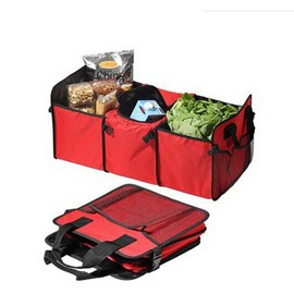 High Capacity Foldable And Easy To Take Cost-Effective Trunk Organizer