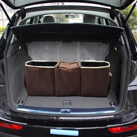 Super Big High Capacity Durable Mixing Material Cost-Effective Car Trunk Organizer
