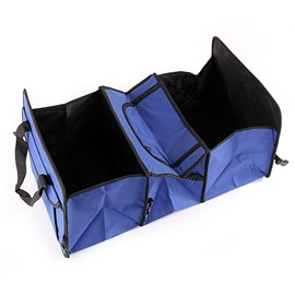 Durable Business Folding Convenient Oxford Cloth Car Organizer