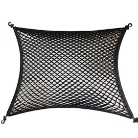 Fixed Mesh Bag For Automobile Trunk