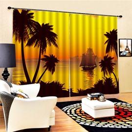 Beddinginn Modern Blackout Curtains/Window Screens