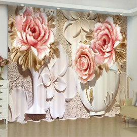 in sweet window sheer group aliexpress floral curtain com drapes from top tap room item home curtains living panel on garden alibaba