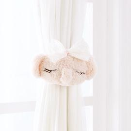 Pink Koala Design Buckle Window Curtain Tieback