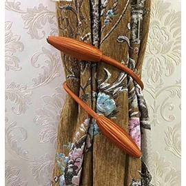 A Pair Arbitrary Shape Durable Curtain Tie Backs