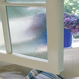 Static Window Films Decorative Privacy No Glue for Glass