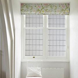 Uviofast Adiabatic Reusable Privacy No Glue Decorative Window Films