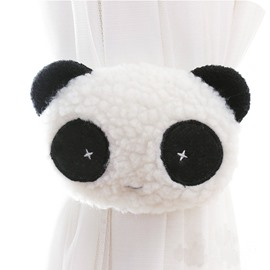 Cute Panda Design Buckle Window Curtain Tieback