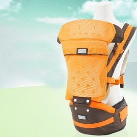 Top Quality Comfortable Multi-functional Orange Baby Carrier