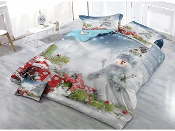 snowman bedding - beddinginn