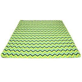 Damp-Proof Wide Double Used Aluminum Film Beach Mat