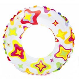 Adorable Star Shape Pattern Children Swim Ring