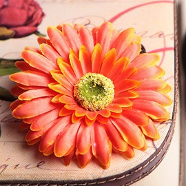 Lovely Chrysanthemum Hair Flower with Hairpin