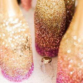 Fantastic DIY Decoration Multicolor Option Sparkling Glitter