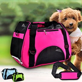 Must Have Soft-sided Comfort Travel Tote Pet Carrier