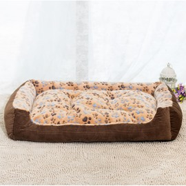 With Removable Washable Pet For Dog&Cat bed