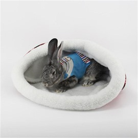 Christmas Cute Funny Soft Warm Sleeping Bag for Cat&Dog