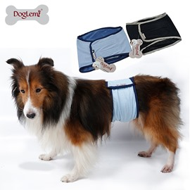 Male Dog Physiological Pants Protective Binding Pants