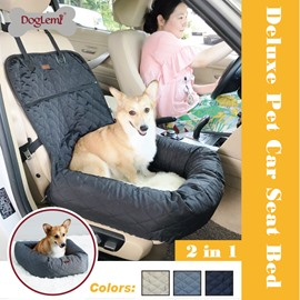 Multifunctional Comfortable Pet Bed Dog Car Mattress