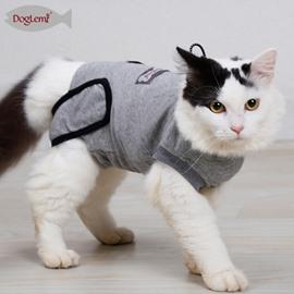 Cat Skin Disease Sterilization Wounds Anti-smashing Anti-scratch Clothes