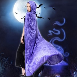 Elegant High Quality 1.7m Cloak Four Colors to Choose
