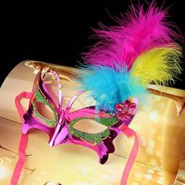 Sumptuous and Elegant Six Colors for Choose Princess Mask
