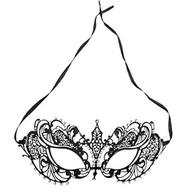 Women's Masquerade Party Decorative face shield Party Prom Ball Halloween