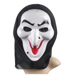 Halloween Party Cosplay Horror Witch Mask
