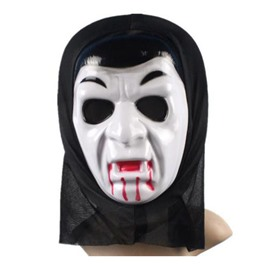 Halloween Party Cosplay Horror Vampire face shield