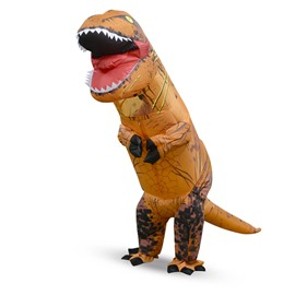 Tyrannosaurus Rex Inflatable Costume for Children
