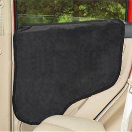 Prevent Dirty And Slip Waterproof Practical Car Door Mat