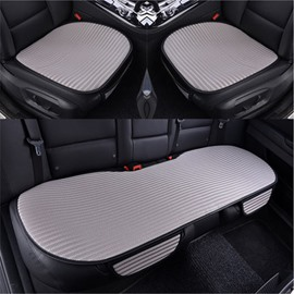 Cost-efficient Classic Simple Business Cooling Material Car Seat Mat