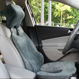 Super High Cost-Effective Luxury Textured Car Seat Mat Sets