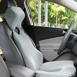 Classic Combination Packages Cozy Velvet Material Car Seat Mat Sets