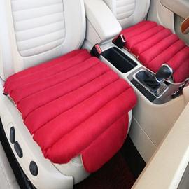 Unique 3D Design Velvet Surface Material And High-Grade Cotton Filler 1-Piece Front Car Seat Mat