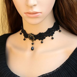 Popular Amazing Creative New Style Lace Necklace