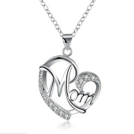 European Style Alloy Chain Gift Birthday Chain Necklace